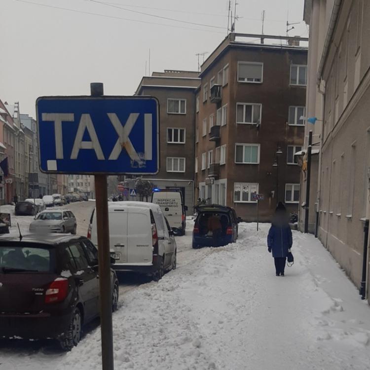 Galeria Nielegalne taksówki