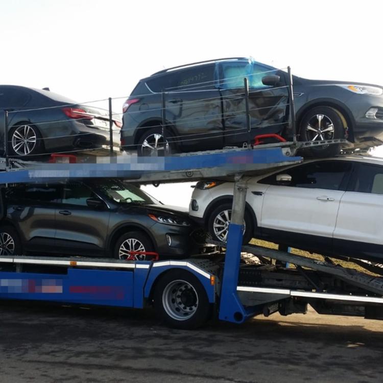 Galeria Przewóz samochodów osobowych