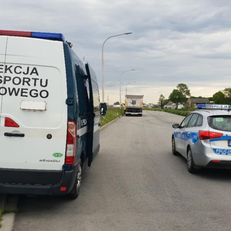 Pojazdy ITD oraz Policji